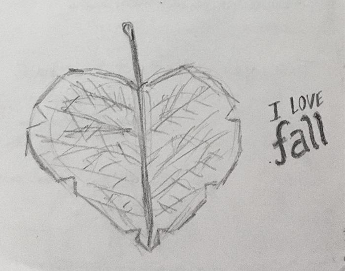 I leaf Fall