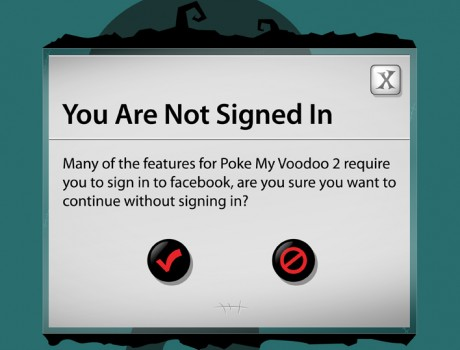 Poke My Voodoo 2 – Game UI Design