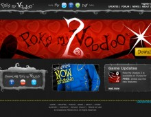Poke My Voodoo Website