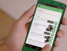 Evernote 6 for Android Motion Graphics