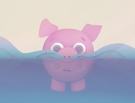 Animals In Water