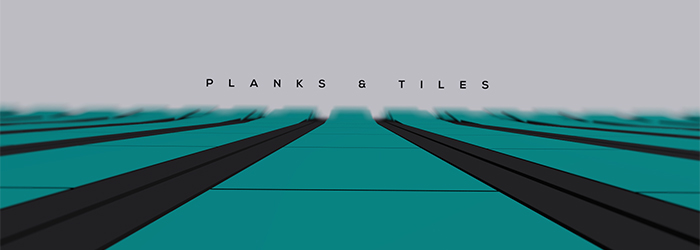 Weekly C4D: Planks & Tiles