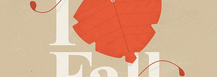 I Love Fall – Illustration