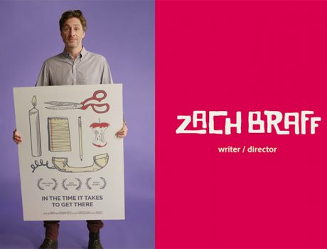 Adobe & Zach Braff – Contest Video & Short Film Titles